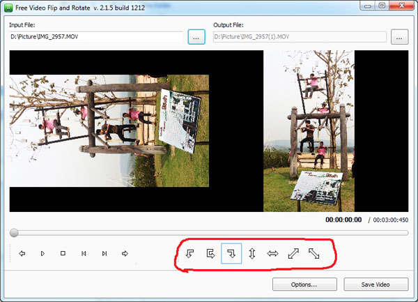 Video_FlipAndRotate