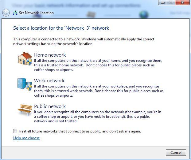 setting-network-location