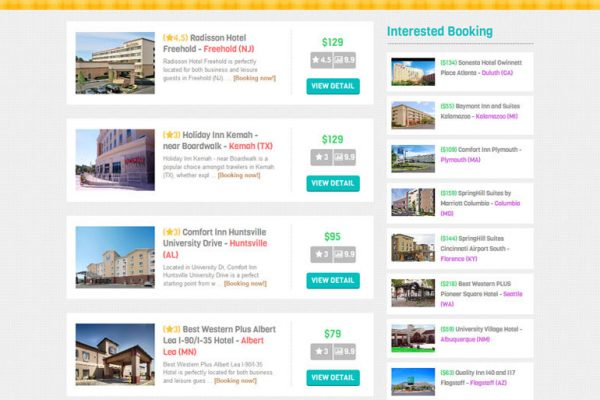 hotel2booking