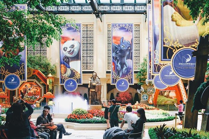 DreamWorks Experience  โรงแรมแซนด์ Sands Cotai Central